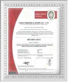Certificates--(1)