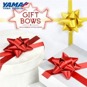 gift ribbon bows
