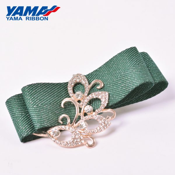 silver Twill ribbon