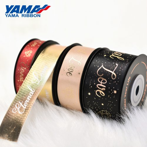 yama customized ribbon
