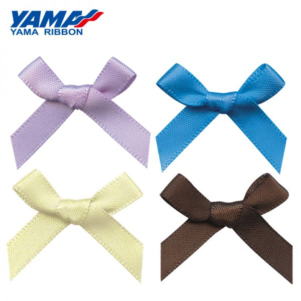 Hand-Tied Ribbon Bow