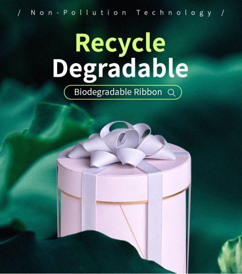 Tencel Biodegradable Ribbon