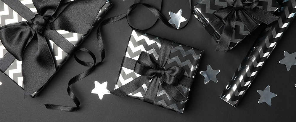 Black-satin-ribbon