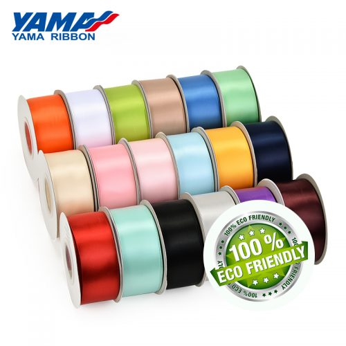 recycled ribbon satin