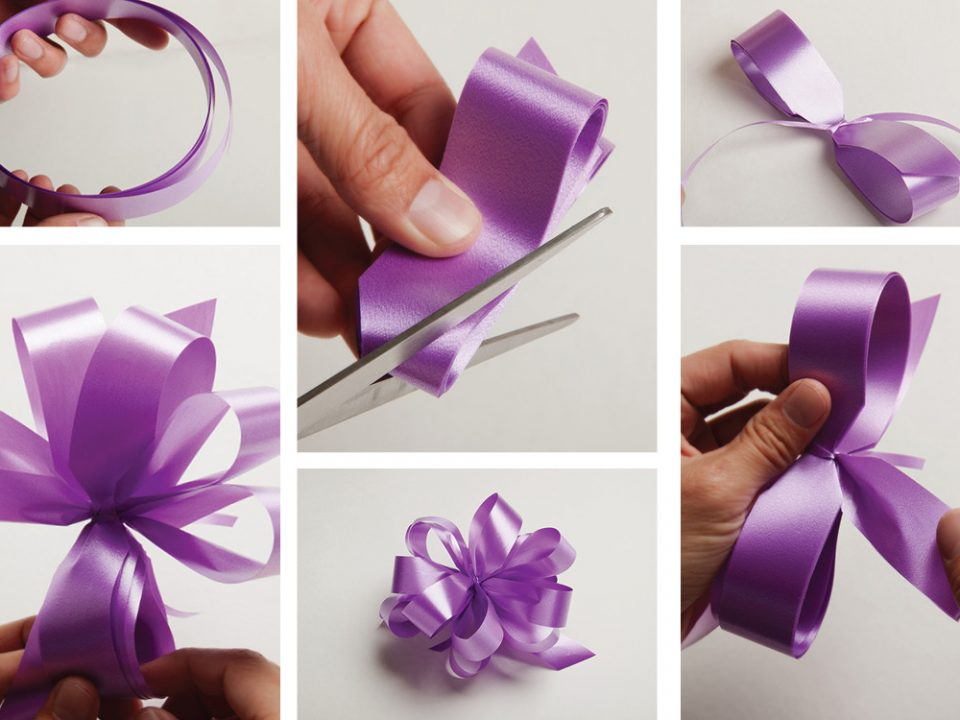 Make-Ribbon-Flowers-Step-by-Step