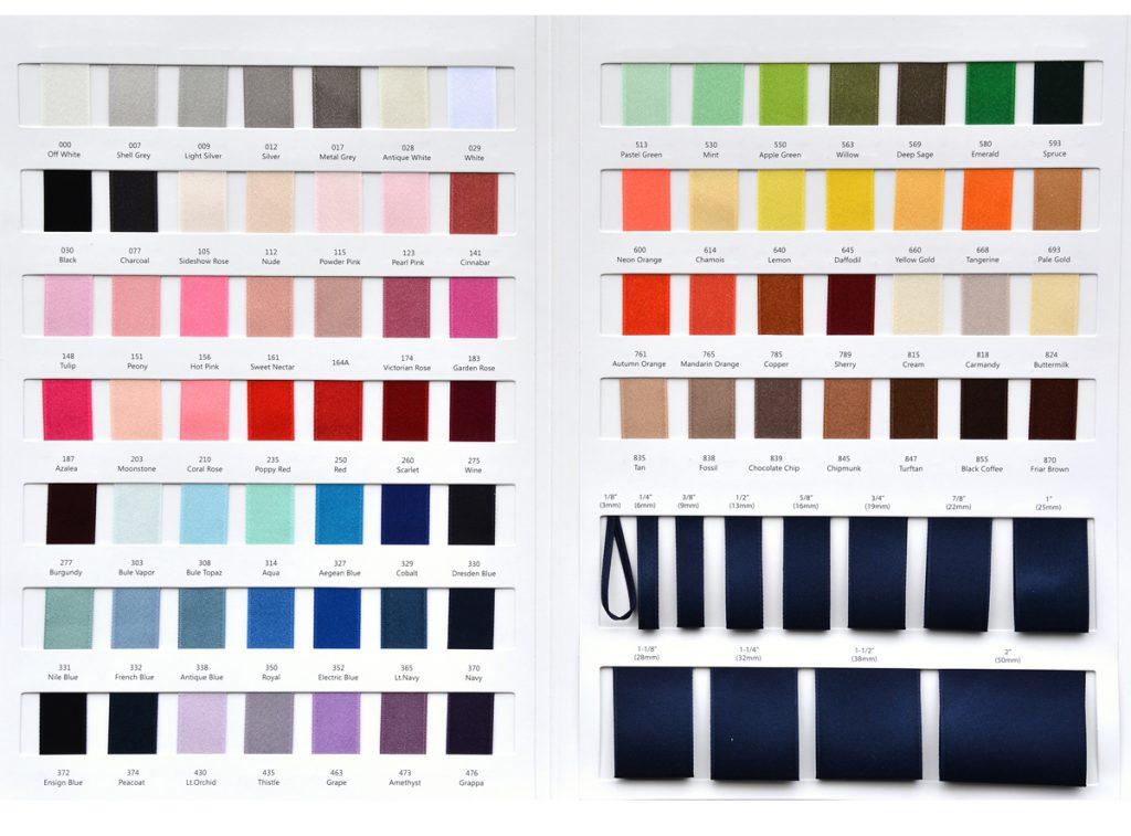 Polyester-Cotton-Ribbon